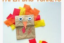Daycare Thanksgiving Ideas / by Ann Creighton Harnish