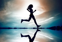 running tips / by Patricia Mitchell