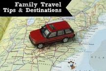 Family Travel / Keeping kids happy on the road, including general travel tips, family-friendly vacation destinations and road trips. / by Alissa {Fun Finds for Families}