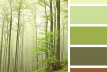 { forest tones } / by Design Seeds