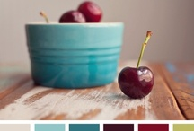{ cherry palette } / by Design Seeds