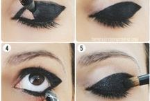 Beauty Tips and Tricks / Tips, tricks and tutorials all about beauty. Now, if I could just perfect the cat eye liner I'd be a happy girl. / by Jenny Batt