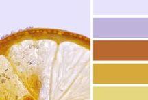 { sliced hues } 7.2.14 / by Design Seeds