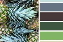 { pineapple palette } / by Design Seeds