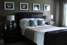 Master Bedroom / by Christa @ Controlling Craziness