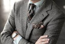 Men's Fashion / by Nikki Y