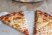 Food: Pizza Pie / by Alicia Thomas