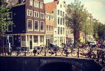 Amsterdam / by Cindy Hughes