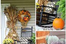 Fall Ideas / by Briana Carter