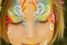 le face painting / by Jasie Face