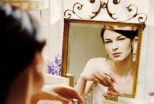 mirrors | vanities / by sentimentaljunkie