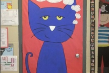 Pete the cat / by Lisa Starbuck