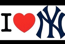 NY Yankees / My love for the NY Yankees / by Jess Helmbrecht