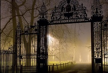 Cemeteries / Cemeteries, Grave Yards, Burial Grounds, Tombs, Mausoleums, Statues & Head Stones  Historical, Beautiful, peaceful, and, spooky / by Tonja Green