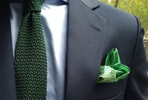 Green Gentlemen / by Brogues+ Gentleman