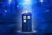 Doctor Who / Wibbly wobbly timey whimey / by Zachary Ledbetter