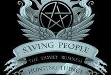 Supernatural  / My Fandom, its where I belong / by Jenessa Dack
