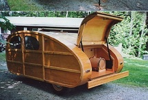 travel trailer ideas / Things that would repair, enhance, or inspire vintage travel trailer genre. / by Jalet Farrell