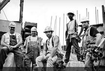 Hard Working Heroes / by Georgia Boot
