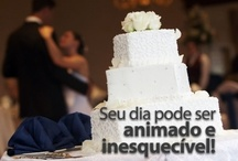Eu ♥ Casamento / Dicas de decorações, bolos, bouquet e tudo mais para casamento! / by Eu ♥ Minha Família (Familia.com.br)