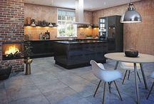 Kitchen / by Mats Skanby