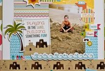 Scrapbook Pages / by Janee Cantu