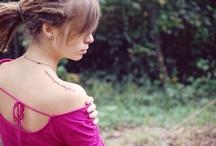 Tattoos / by Rachel Hrinko