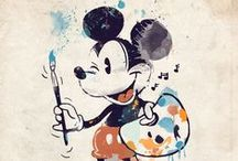 Disney  / Mad about the Mouse and all things Disney related / by Marissa (Bionic Elbow)