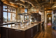 Dream Kitchens / by Beth Steiner