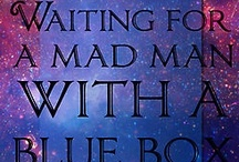 Mad Man, Blue Box  / DoctorWho