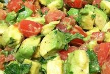 Food: Salads / by Charlene Gray