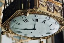 | clocks & calendars | / by Lyndsey Pase