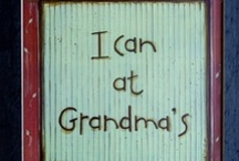 Grands / by Pat Hamilton