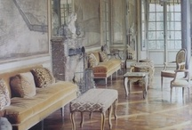 Interiors / by Caroline Ellsworth