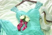Turquoise & Tiffany Blue / by Laurie Leal
