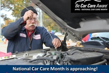 Automotive / Car Care Tips / by Car Care Council