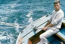 Famous People Sailing / by Get Wet Sailing