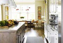 Killer Kitchens / by Louisa [Living Lou]