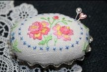 Pin Cushions / by Ethel Kirkpatrick