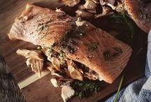 Seafood Recipes  / by Kita Roberts