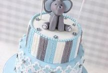 Pretty Baby Shower Cakes & Cupcakes! / by Beautiful Cake Pictures