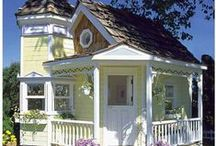 Little cottages / by Yvonne Snead