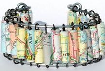 DIY Jewelry Ideas / by Sherry Hartley