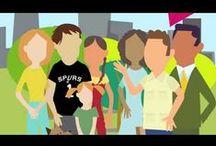 """Hemisfair TV / We're """"ON!"""" -Hemisfair videos and videos we watch / by Hemisfair"""