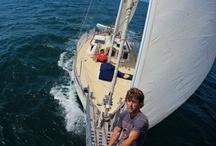 Sailing / by Bumfuzzle