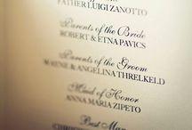 Wedding <3333 / by Narissa Hinojosa