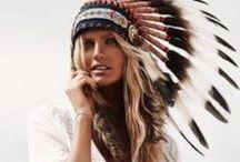 Natural Bohemian /   / by Tonya Bundy
