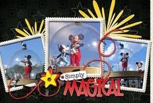 Scrapbooking- Disney / by Lauren Hays