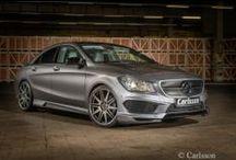 Mercedes CLA  / by Redaktion Mercedes-Fans