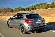 Mercedes GLA / by Redaktion Mercedes-Fans